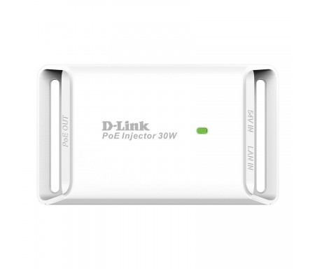 D-Link Injecteur Power over Ethernet + (PoE+)