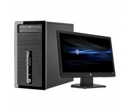PC de Bureau HP 280 G1 Dual Core 2Go 500Go