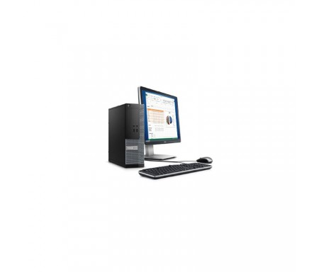 ORDINATEUR DE BUREAU DELL OPTIPLEX 3020 MT + ECRAN DELL 20