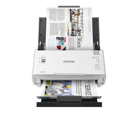 Epson WorkForce Scanner de documents Recto-verso A4