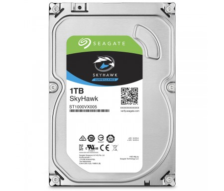 SURVEILLANCE INTERNE 3.5''HDD Desktop Skyhawk Guardian