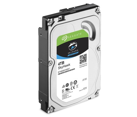 "SEAGATE - Disque dur interne HDD Desktop Skyhawk Guardian Surveillance3.5"" 4 TO"