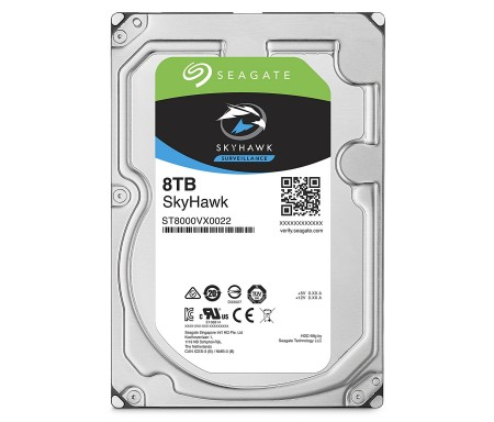 "SEAGATE - Disque dur de surveillance SkyHawk HDD Desktop Guardian 3.5"" 8TO"