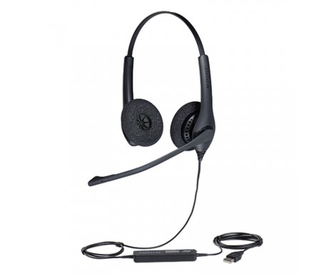 Micro Casque USB JABRA Biz 1500 duo