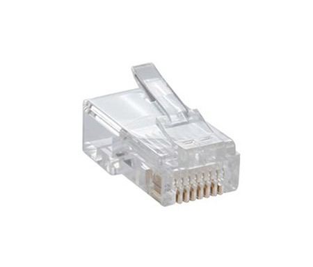 D-Link Cat6 FTP plug with Engraved logo